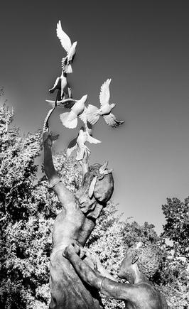 Four Spirits Monument