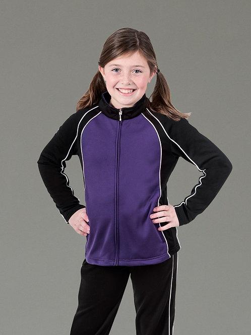 BDC Custom Warm-Up Purple/Black/White