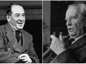 JRR Tolkien and CS Lewis and the Lost Art of Friendship.