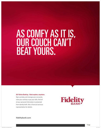 Fidelity Bank — Poster Campaign (24/7 Banking)