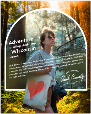 Sauk County - Awe-Thentic Wisconsin