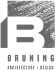Bruning Architecture and Design Logo