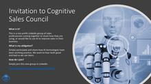 Cognitive Sales Group