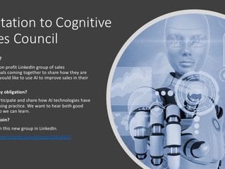 Cognitive Sales Group