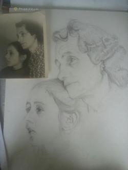 Gran and Mum