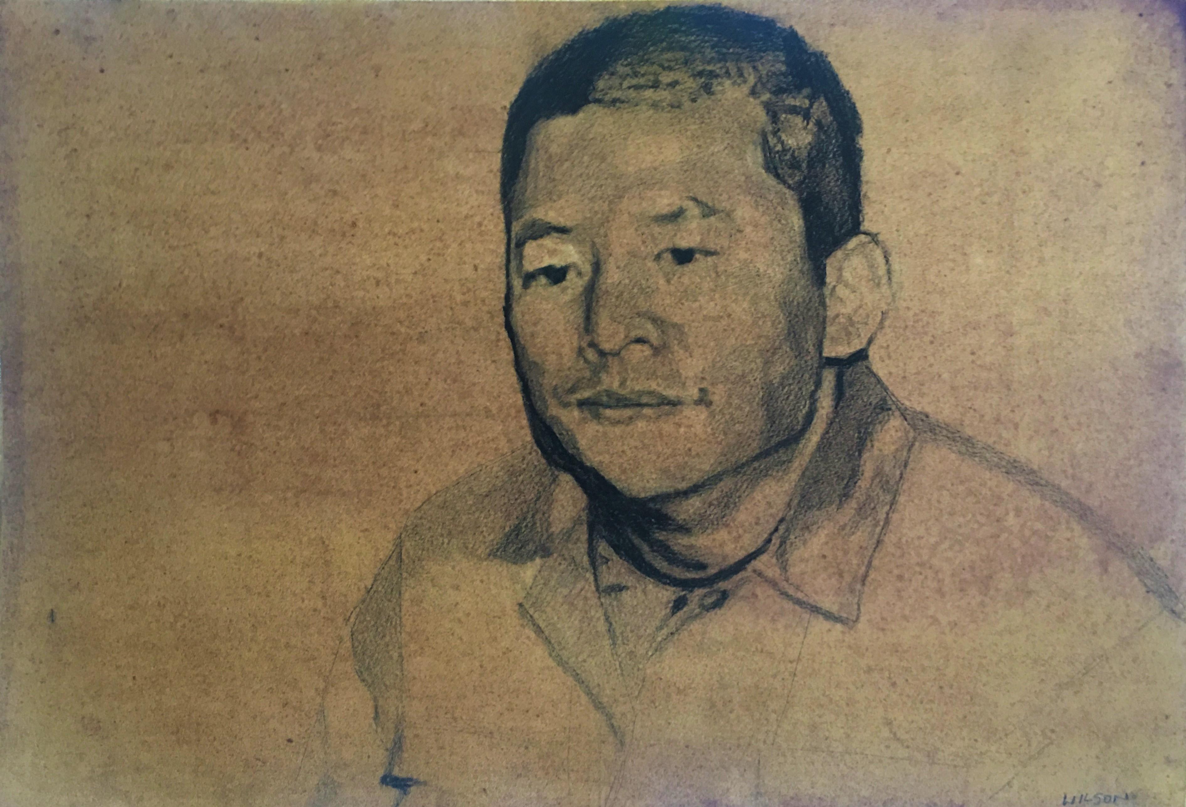 Liang Zhenxing drawing