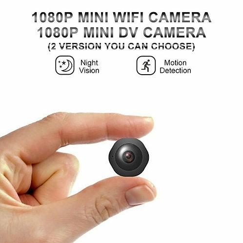 HD 1080P Mini Camera Motion Detect Night Vision DV WiFi 2 Version Micro Cam