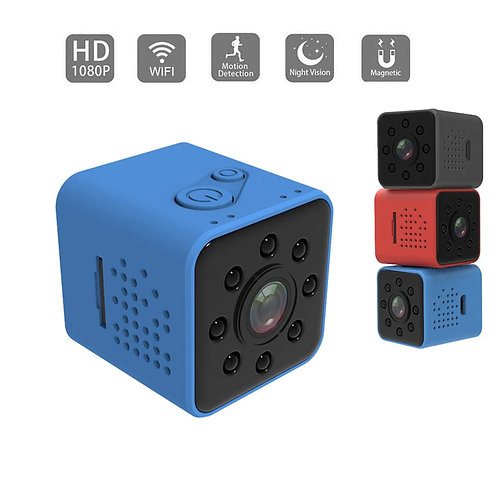 Mini Video Camera WIFI HD 1080P