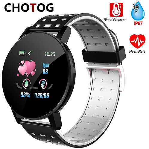 Fitness Bracelet Blood Pressure Measurement