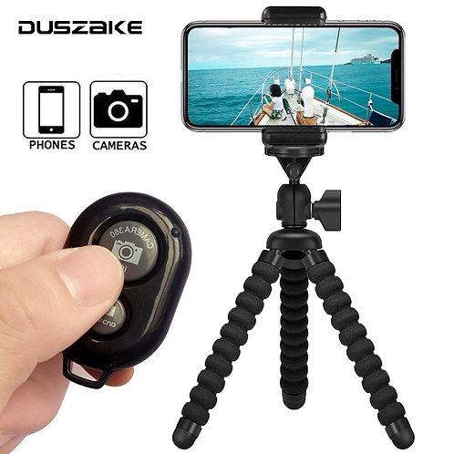 DUSZAKE DB1 Camera Mini Tripod for Phone Stand Gorillapod for iPhone