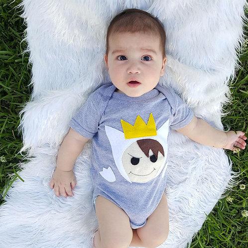 Baby Onesie Wild Boy