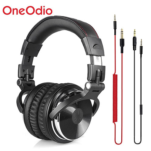 Oneodio Professional Studio Headphones DJ Stereo Headphones Studio Monitor
