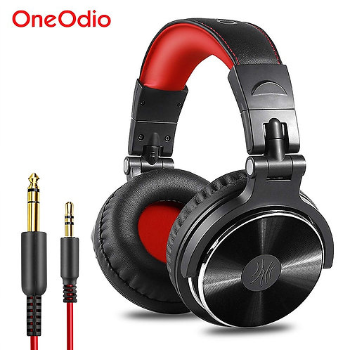 Oneodio DJ Headset Gaming With Microphone Phone