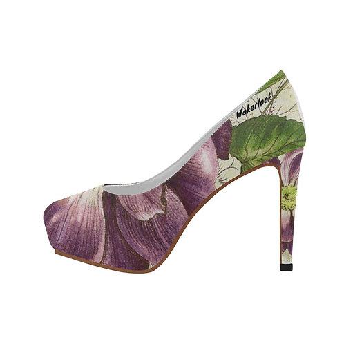 Women's Wakerlook Design High Heels