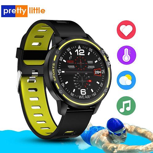 L8 Smart Watch Men IP68 Waterproof Reloj Hombre Multi-Sport Mode