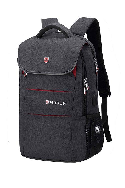 RUIGOR CITY 64 Laptop Backpack Dark Grey