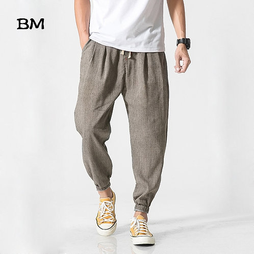 Chinese Style Casual Men