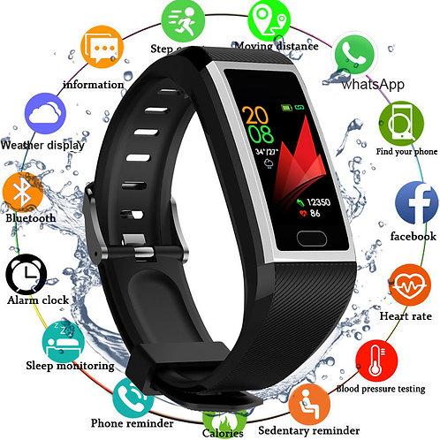 Smart Wristband Fitness Bracelet Waterproof Fitness Tracker