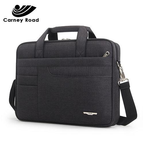 Brand Waterproof Men Women 14 15.6 Inch Laptop Briefcase Business Handbag