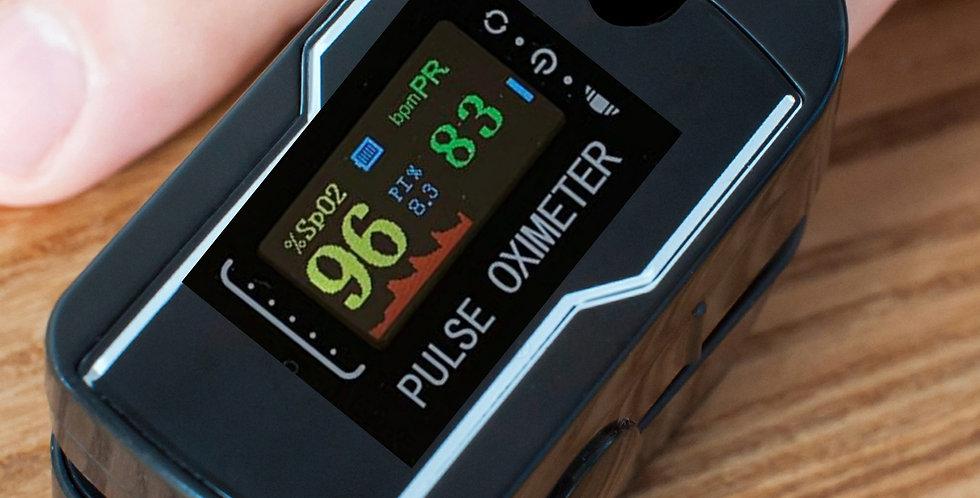 Finger Clip Pulse Oxi Meter