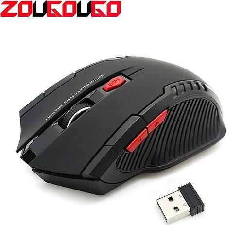 2.4GHz Wireless Mice With USB Receiver Gamer 2000DPI