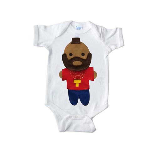 Baby Onesie - Looks Like Mr. Tee