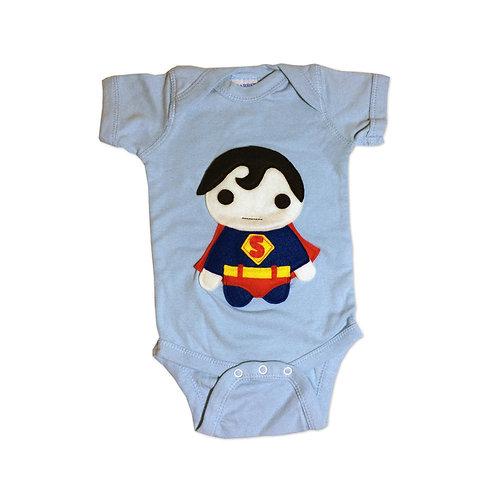 Baby Super Hero Onesie - Super Baby