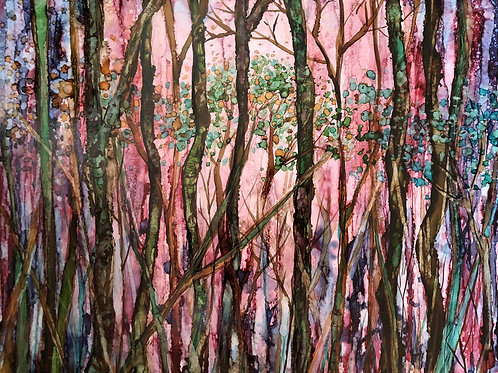 Dreaming in Trees : Prints