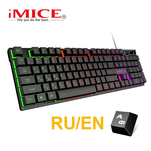 Wired Gaming Keyboard Mechanical