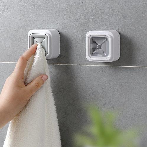 1PCS Convenient Kitchen Storage Hooks Washing Cloth Hanger Rack Towel Holder
