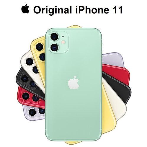 Original New Apple iPhone 11 Dual