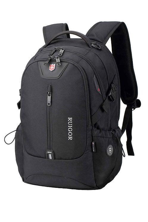 RUIGOR ICON 82 Laptop Backpack Black