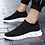 Thumbnail: 2019 Brand Men Socks Sneakers Black White Man