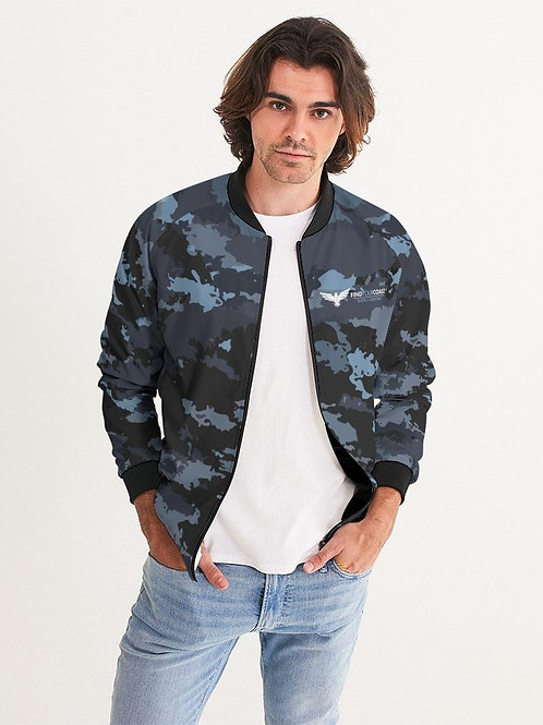 Men's Coast Camo Bomber Jacket