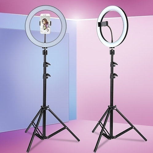 6.3''/10.2'' Camera Studio Ring Light Video LED Beauty Ring Light Photography