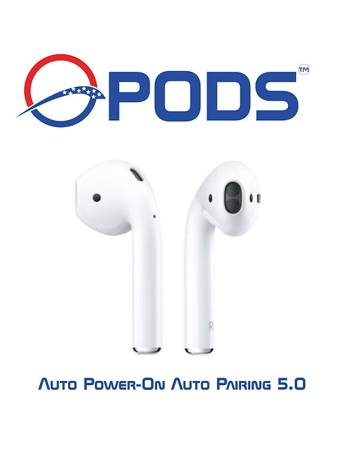 O Pods - Bluetooth 5.0 Wireless Earphones