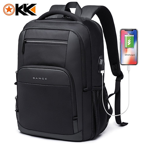 KAKA New Large Capacity 15.6 Inch Daily School Backpack Multi functional