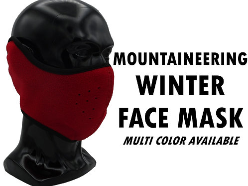 Winter Face Mask Leisure & Warm