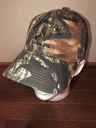Hann Made Calls Break Up Camo Adjustable Hat