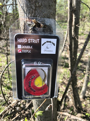 Hard Strut - Triple Reed Diaphragm