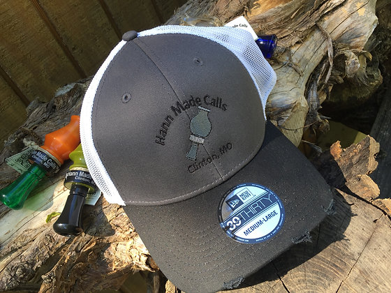 Hann Made Calls NewEra 39Thirty Midnight Hat