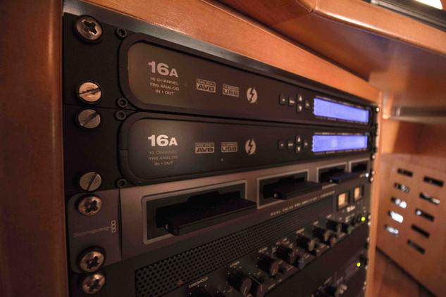 MOTU 16A Audio I/O