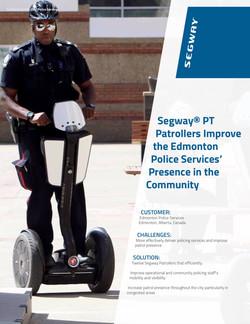 Segway® PT Patrollers