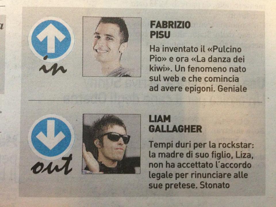 Fabrizio Pisu - Corriere della Sera