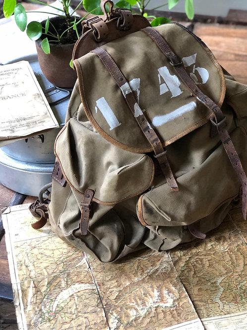 Single Vintage Item - Backpack South Fork