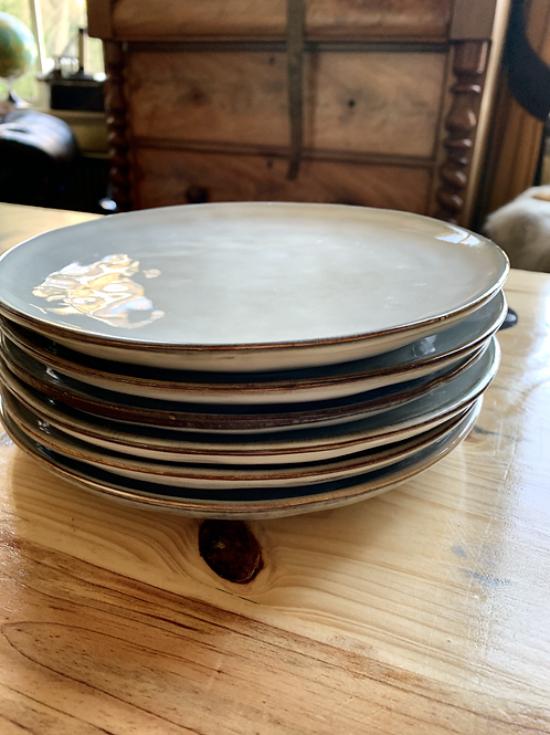 Ontbijtbord Lavandoux - per 2 stuks