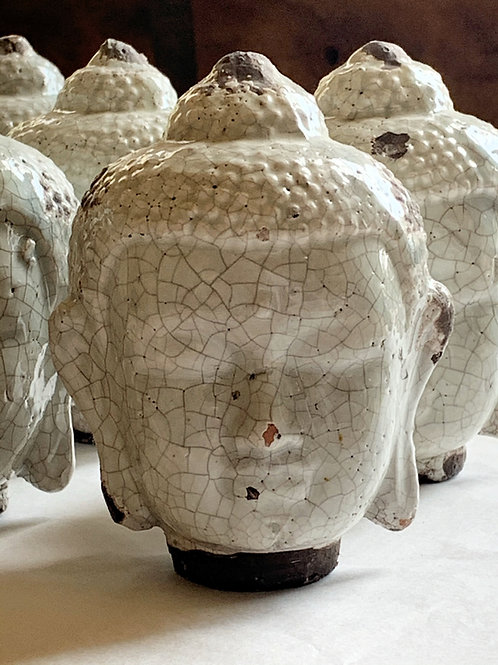 Buddha hoofdje Vintage