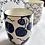 Thumbnail: Cadeauset Flora Japonica -Blauw/wit 4 stuks