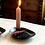 Thumbnail: Kaarsenschaaltje Zwart - Mrs Bloom