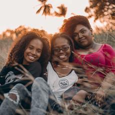 Girlfriends - Angela, marcia and Nina